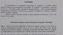 HCJSU CONSTANTA NR. 10 DIN 14.04.2020
