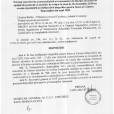 Dispozitie interzicerea comercializarii si consumului de bauturi alcoolice in spatiul de protectie al SV in data de 06.dec.2020